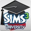 Рассекреченный логотип «The Sims 3 Университетсткая жизнь»