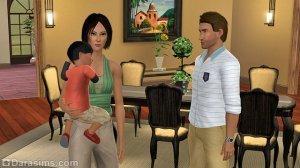 Обзор семей Старлайт Шорза в «Симс 3 Шоу-бизнес»