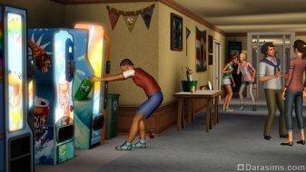 Студенческая жизнь в «The Sims 3 University Life»