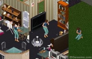 Виды смерти и призраки в The Sims