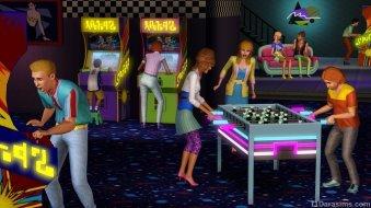 Игровые автоматы из каталога «The Sims 3 Стильные 70-е, 80-е, 90-е»