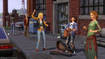 «The Sims 3 Стильные 70-е, 80-е, 90-е Каталог» поступает в продажу!