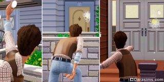 Шалости и наказания в «The Sims 3 Все возрасты»