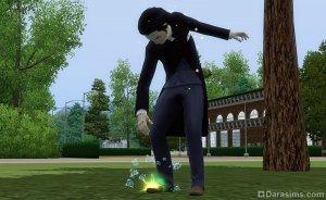 Вампиры в «The Sims 3 Сверхъестественное»