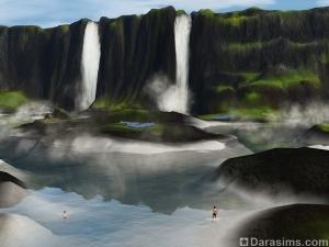 Аврора Скайс – новый городок в The Sims 3 Store