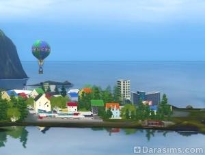 Воздушный шар – премиум-контент Авроры Скайс?