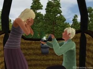 Воздушные шары в The Sims 3 Aurora Skies