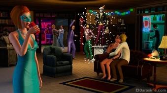 The Sims 3 Студенческая жизнь