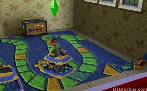 Центр раннего детского развития в The Sims 3 Aurora Skies