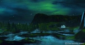 Аврора Скайс уже в The Sims 3 Store!