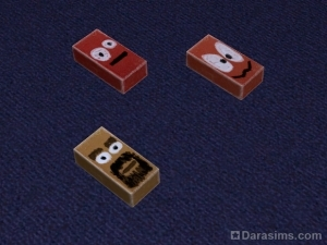 Создание игрушек в Симс 2