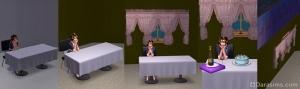 Секреты постановочных скриншотов  в Симс 2