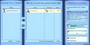 Немецкие фанаты поиграли в «Симс 3 Студенческая жизнь»!