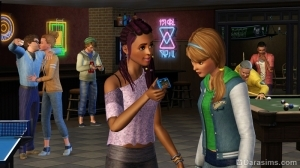 Блог разработчика The Sims 3: пришла пора отправиться в университет!