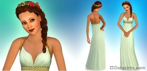 Свадебный набор «Живи, смейся, люби» в The Sims 3 Store