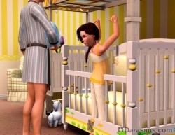 Акробатический трюк [The Sims 3]