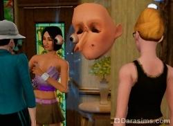 Глаза из орбит [The Sims 3]