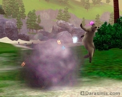 Мышкой по морде [The Sims 3]