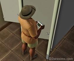 Фотограф-бесстыдник [The Sims 3]