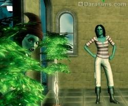 У всех есть друг портящий фотографии [The Sims 3]