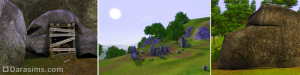 Обзор Сансет Вэлли в The Sims 3