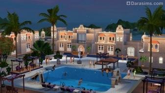 Отели в «The Sims 3 Island Paradise»