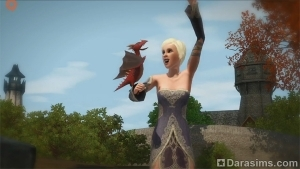 Дрэгон Вэлли: новый город в The Sims 3 Store