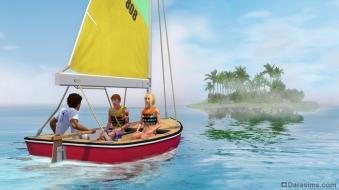 Яхты в «The Sims 3 Island Paradise»