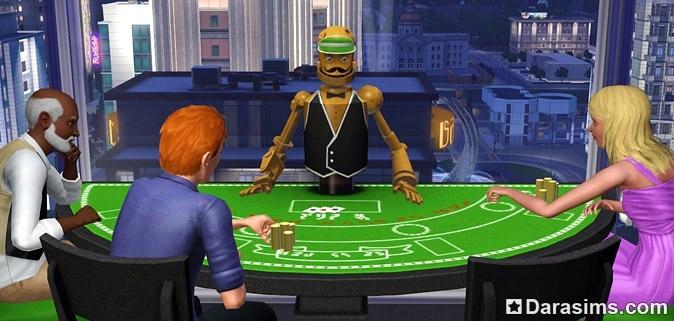 Sims 3 казино счастливый симолеон какое выигрышное казино