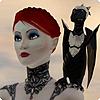 Заметки дизайнера: бронированный черный дракон