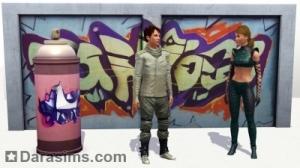 Предполагаемые пасхальные яйца в «The Sims 3 Showtime»