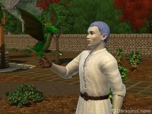 The Sims 3 Dragon Valley