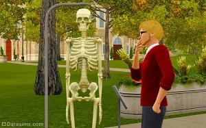 Ботаники и разработчики игр в «Симс 3 Студенческая жизнь»