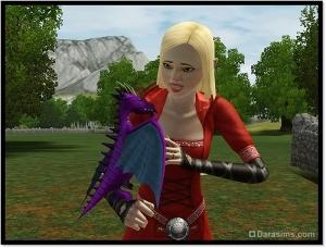 Размышления разработчика: пурпурные дракончики