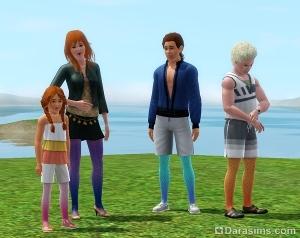 Дневник сообщества The Sims 3: Русалки наступают!