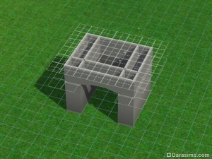 Строительство арок в The Sims 3
