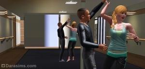 Балет приходит в «Симс 3» с Центром сценических искусств из The Store