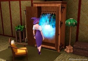 Волшебные предметы из «Симс 3 Сверхъестественное»