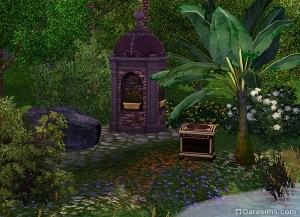 Строительство тайного острова в «Симс 3 Райские острова»