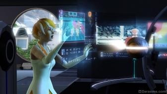 Новые технологии в «The Sims 3 Into The Future»