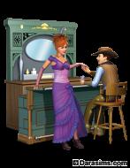 Рендеры «The Sims 3 Movie Stuff»