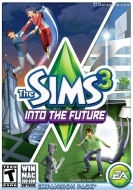 Обложка «The Sims 3 Into The Future»