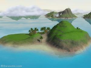 Карьера спасателя в «The Sims 3 Райские острова»