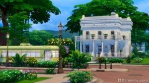 Неофициальные скриншоты из The Sims 4