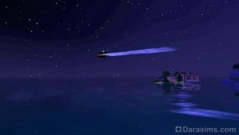 Летающее водное такси [The Sims 3]