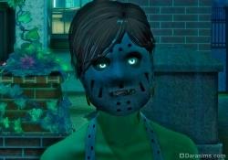 Зомби на костюмированной вечеринке [The Sims 3]