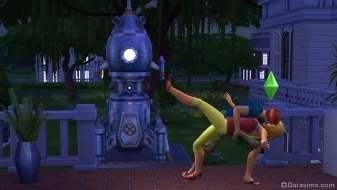 Официальный пресс-релиз по презентации The Sims 4 на Gamescom