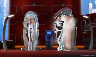 Набор Квантовая энергия – подарок за предзаказ «The Sims 3 Вперед в будущее»