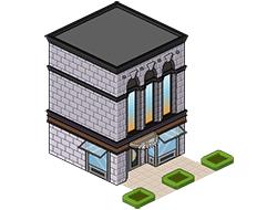 Салон красоты из Сансет Вэлли [the Sims 3]