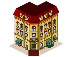 Супермаркет из Сансет Вэлли [the Sims 3]